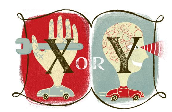 Teoria do X e Y – Você tem qual atitude?