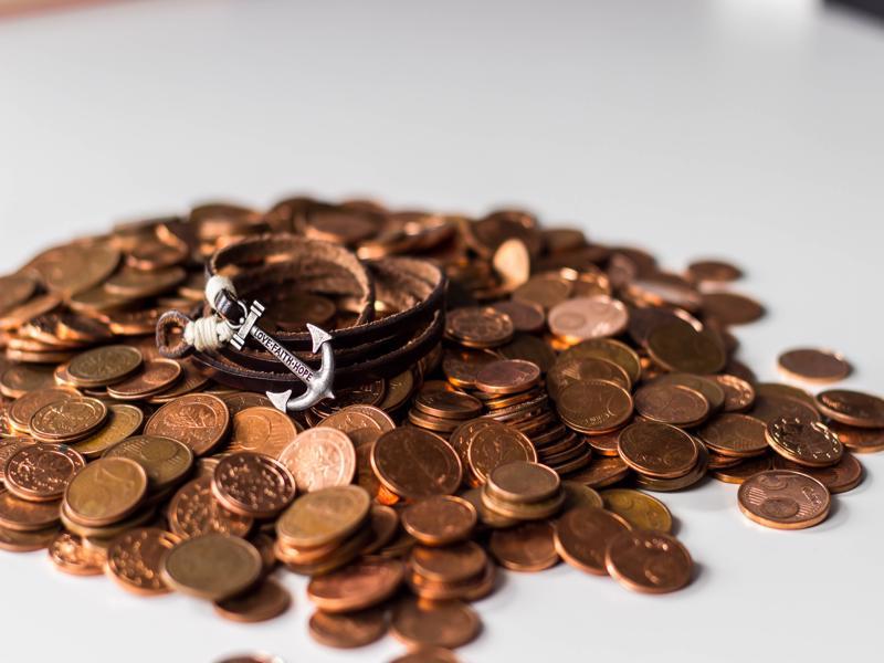 Contando as moedas para o futuro